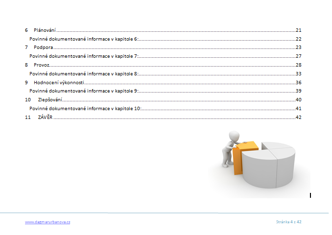E-book Novinky azměny porevizi ISO 9001 - ukázka